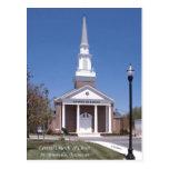 Iglesia central de Cristo Postal