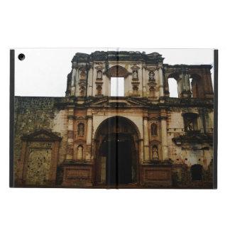 Iglesia de Antigua Guatemala en fotografía de las