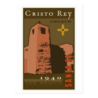 Iglesia de Cristo Rey Tarjeta Postal