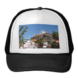 Iglesia de El Port de la Selva en España Gorra