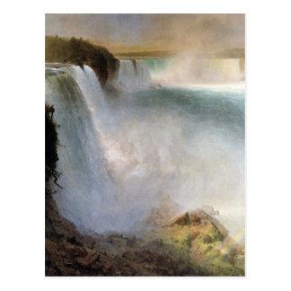 Iglesia de Federico Edwin - Niagara Falls del Ame Postales