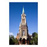 Iglesia de Ferencvaros en Budapest Arte Fotográfico