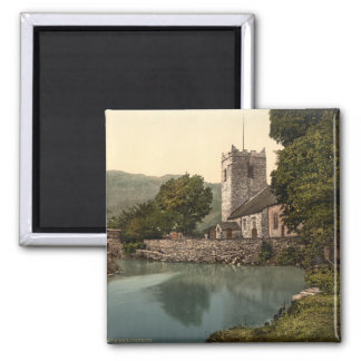 Iglesia de Grasmere, distrito del lago, Cumbria, I Imanes Para Frigoríficos