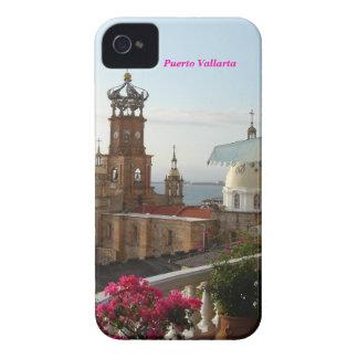Iglesia de Guadalupe en Puerto Vallarta iPhone 4 Case-Mate Protectores
