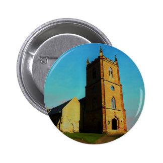 Iglesia de Hanbury Pin Redondo De 2 Pulgadas