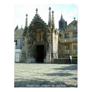 Iglesia de la basílica, Maastricht - el Neth… Tarjetas Postales