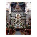 Iglesia de la compania postcard