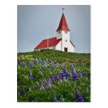 Iglesia de la cumbre tarjetas postales