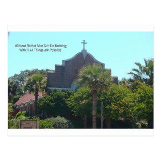 Iglesia de la fe postal