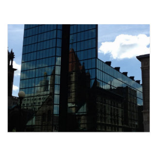 Iglesia de la trinidad de Boston/torre de Juan Postal