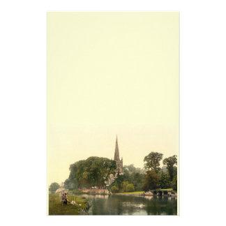 Iglesia de la trinidad I, Stratford-sobre-Avon, In Papelería