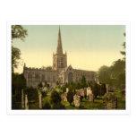 Iglesia de la trinidad II, Stratford-sobre-Avon, I Postal
