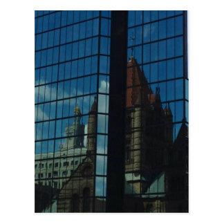 Iglesia de la trinidad/postal de la torre de Juan Tarjeta Postal