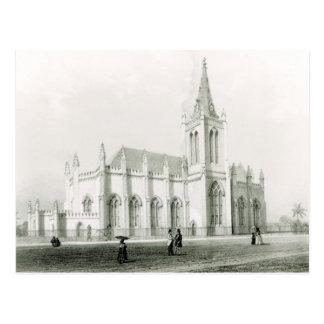 Iglesia de la trinidad, Puerto España Tarjeta Postal