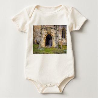 Iglesia de la trinidad santa, Wensley Traje De Bebé