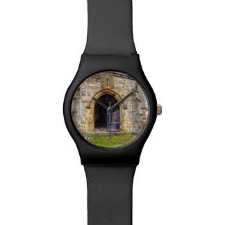 Iglesia de la trinidad santa, Wensley Relojes