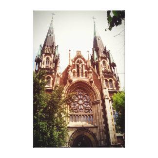 Iglesia de los santos Olga y Elizabeth Lona Estirada Galerías