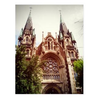 Iglesia de los santos Olga y Elizabeth Tarjetas Postales