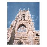 Iglesia de monasterio a de York Postal