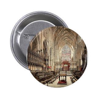 Iglesia de monasterio coro del este York Inglat Pins