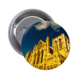 Iglesia de monasterio de la ciudad de York aumenta
