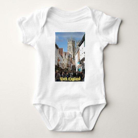 Iglesia de monasterio de York Body Para Bebé