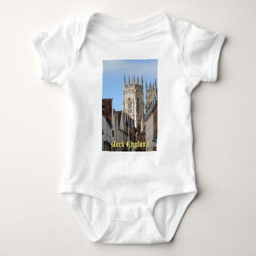 Iglesia de monasterio de York Camiseta