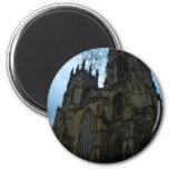 Iglesia de monasterio de York Imán Para Frigorífico
