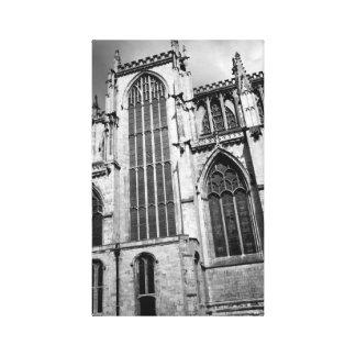 Iglesia de monasterio de York Impresiones En Lona Estiradas