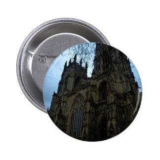 Iglesia de monasterio de York Pin Redondo 5 Cm
