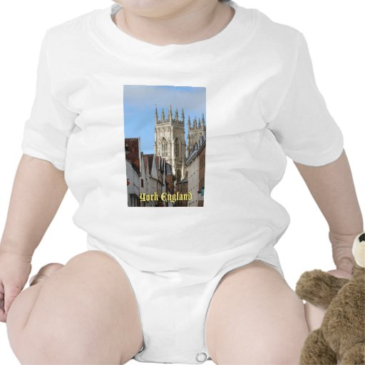 Iglesia de monasterio de York Trajes De Bebé