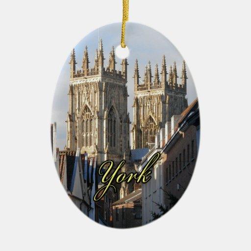 Iglesia de monasterio Inglaterra de York Ornatos