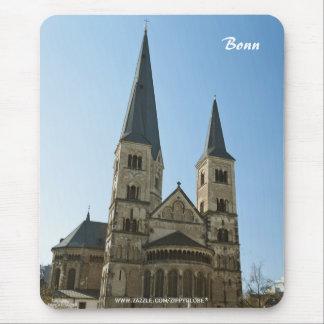 Iglesia de monasterio tapetes de ratones