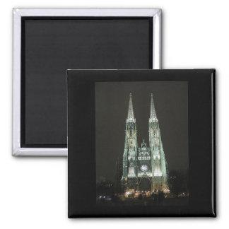 Iglesia de Notre Dame Imán De Frigorífico