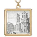 Iglesia de Notre Dame, Salzburg, Austria, de 'Ent Grimpola Personalizada