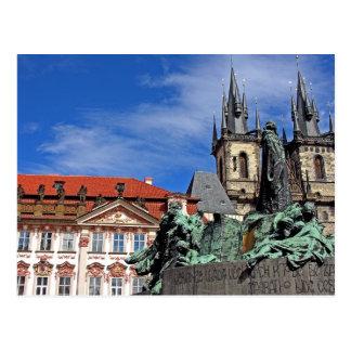 Iglesia de nuestra señora, ciudad vieja, Praga (3) Postal