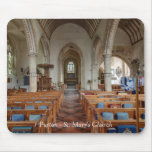 Iglesia de Purton St Mary Alfombrilla De Ratones
