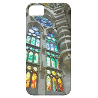 Iglesia de Sagrada Familia del La iPhone 5 Carcasas