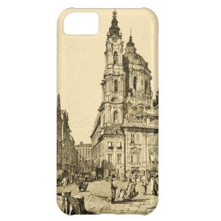 Iglesia de San Nicolás de la República Checa de Funda Para iPhone 5C