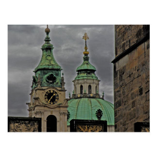 Iglesia de San Nicolás, Praga Tarjetas Postales