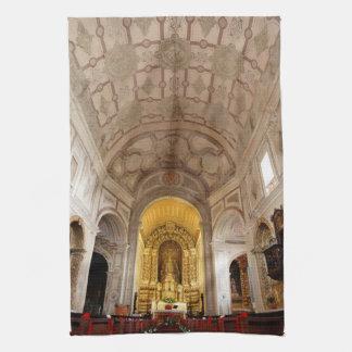 Iglesia de San Pedro Toallas