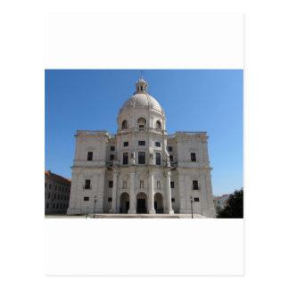 Iglesia de Santa Engracia o panteón nacional Tarjetas Postales