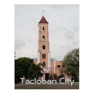 Iglesia de Santo Niño ciudad de Tacloban Postales