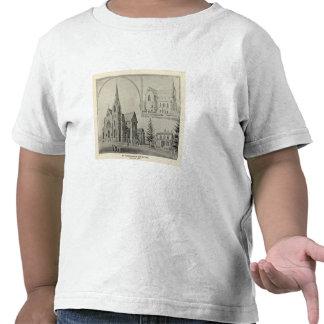 Iglesia de St Francis, Naugatuck Camisetas