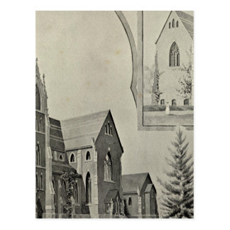 Iglesia de St Francis, Naugatuck Postales