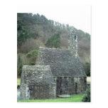 Iglesia de St.Kevins, Glendalough, Co.Wicklow, Postal
