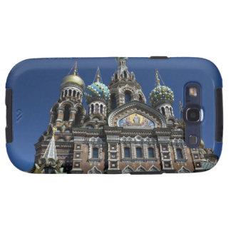 Iglesia de St Petersburg, Rusia Samsung Galaxy S3 Cárcasas