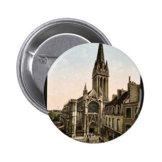 Iglesia de St Pierre obra clásica Photochrom de C Pin