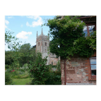 Iglesia de St Thomas de Cantorbery, Cothelstone, Tarjetas Postales