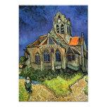 Iglesia de Van Gogh en Auvers, arquitectura del Anuncios